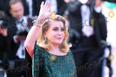 Catherine Deneuve Photo - CANNES FRANCE - MAY 25 Catherine Deneuve attends the closing ceremony screening of The Specials during the 72nd annual Cannes Film Festival on May 25 2019 in Cannes France(Photo by Laurent KoffelImageCollectcom)