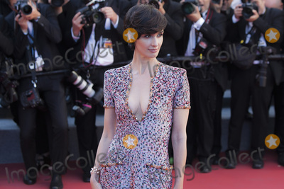 Paz Vega Photo - CANNES FRANCE - MAY 20 Paz Vega attends the120 Beats Per Minute (120 Battements Par Minute) screening during the 70th annual Cannes Film Festival at Palais des Festivals on May 20 2017 in Cannes France(Photo by Laurent KoffelImageCollectcom)