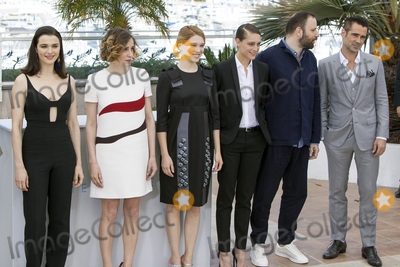 Ariane Labed Photo - CANNES 15 MAY Actress Rachel Weisz Aggeliki Papoulia Lea Seydoux Ariane Labed Director Yrgos Lnthimos and Actor Colin Farrell attend the The Lobster photocall during the 68th annual Cannes Film Festival on May 15 2015 in Cannes France (Photo by Laurent KoffelImageCollectcom)
