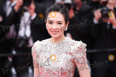 Zhang Ziyi Photo - CANNES FRANCE - MAY 20 Zhang Ziyi attends the screening of Le Belle Epoque during the 72nd annual Cannes Film Festival on May 20 2019 in Cannes France(Photo by Laurent KoffelImageCollectcom)