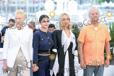 Chloe Sevigny Photo - CANNES FRANCE - MAY 15 Tilda Swinton Selena Gomez Chloe Sevigny and Bill Murray attend the photocall for The Dead Dont Die during the 72nd annual Cannes Film Festival on May 15 2019 in Cannes France (Photo by Laurent KoffelImageCollectcom)