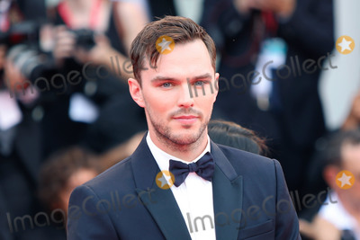 Nicholas Hoult Photo - VENICE ITALY - AUGUST 28 Nicholas Hoult walks the red carpet ahead of the Opening Ceremony and the La Vrit (The Truth) screening during the 76th Venice Film Festival at Sala Grande on August 28 2019 in Venice Italy (Photo by Laurent KoffelImageCollectcom)