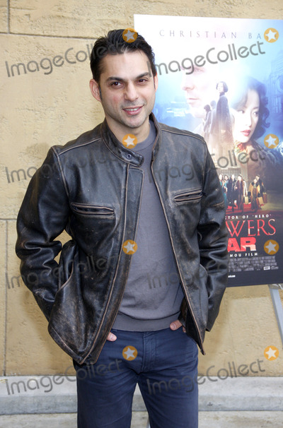 Peyman Moaadi Photo - Peyman Moaadi at the American Cinematheques 69th Annual Golden Globe Awards Foreign-Language Nominee Event held at the Egyptian Theater on January 15 2012