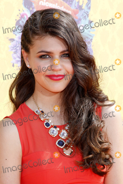 Amber Montana Photo - Amber Montana at the Nickelodeons 27th Annual Kids Choice Awards held at the USC Galen Center in Los Angeles on March 29 2014 in Los Angeles California Credit PopularImages