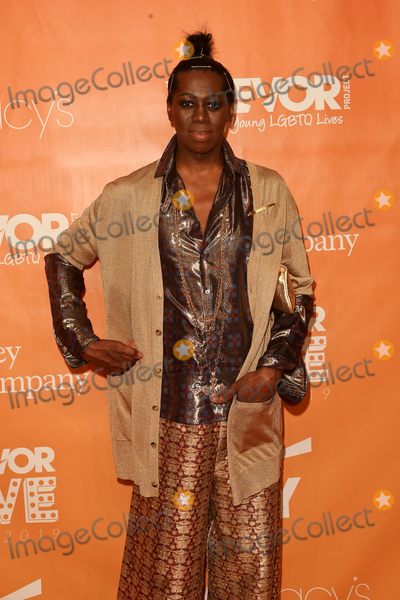 J Alexander Photo - NEW YORK - JUN 17 Miss J Alexander attends the 2019 TrevorLIVE New York Gala at Cipriani Wall Street on June 17 2019 in New York City