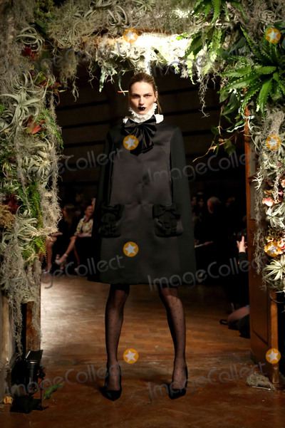 Andreja Pejic Photo - February 23 2015 LondonAndreja Pejic at the Giles Front Row show during London Fashion Week AutumnWinter 2015 on February 23 2015 in LondonBy Line FamousACE PicturesACE Pictures Inctel 646 769 0430