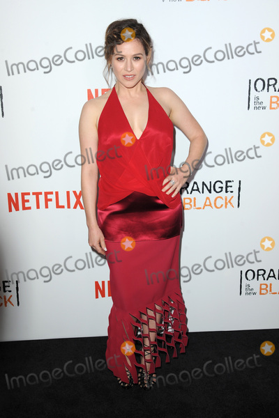 Yael Stone Photo - June 16 2016  New York CityYael Stone attending Orange Is The New Black  season premiere at SVA Theater on June 16 2016 in New York CityCredit Kristin CallahanACE PicturesTel 646 769 0430