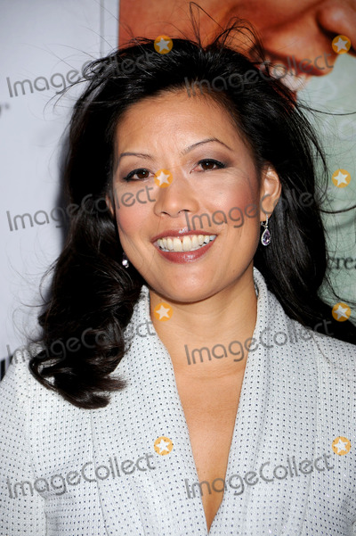 Andrea Wong Photo - Lifetime Networks President and CEO Andrea Wong attends the Living Proof Premiere held at the Paris Theater on September 24 2008 in New York City