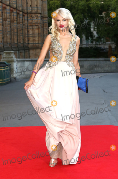 Cinderella Photo - August 10 2015 LondonChloe-Jasmine Whichello arriving at the Believe In Magic Cinderella Ball at the Natural History Museum on August 10 2015 in LondonBy Line FamousACE PicturesACE Pictures Inctel 646 769 0430