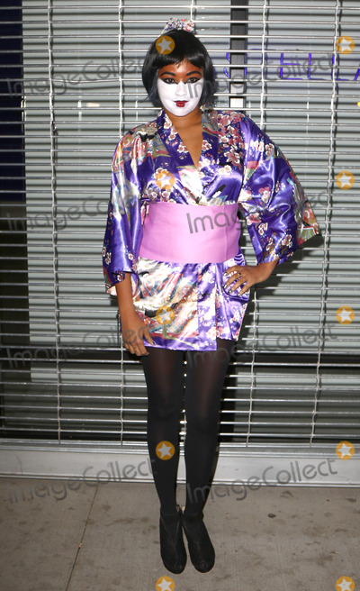Alicia Quarles Photo - October 31 2016 New York CityAlicia Quarles arriving at Heidi Klums annual Halloween party at Vandal on October 31 2016 in New York CityBy Line Zelig ShaulACE PicturesACE Pictures IncTel 6467670430