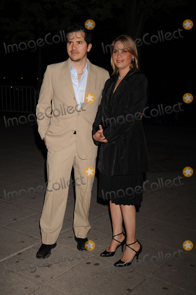 John Justin Photo - Actor John Leguizamo and Justine Maurer attend the 7th Annual Tribeca Film Festival Vanity Fair Party at the State Supreme Courthouse