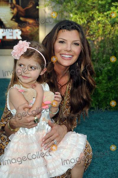 Ali LandryEstela Photo - Actress Ali Landry (R) and daughter Estela Ines Monteverde arriving at the Premiere of The Zookeeper at the Regency Village Theater Westwood on July 6 2011 in Los Angeles California