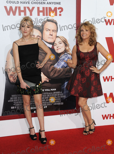 Lea Thompson Photo - December 17 2016 LAMadelyn Deutch (L) and Lea Thompson arriving at the premiere of Why Him at the Regency Bruin Theater on December 17 2016 in Westwood CaliforniaBy Line Peter WestACE PicturesACE Pictures IncTel 6467670430