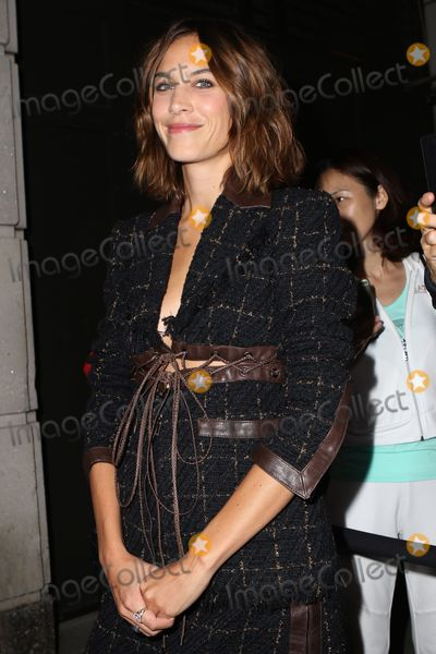 Alexa Chung Photo - September 6 2016 New York CityAlexa Chung attending the Chanel Fine Jewelry Dinner in Honor of Keira Knightley at Bergdorf Goodman on September 6 2016 in New York CityBy Line Nancy RiveraACE PicturesACE Pictures IncTel 6467670430