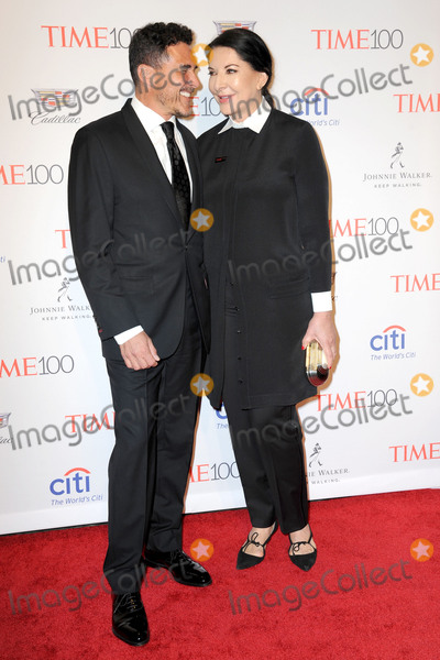 Andr Balazs Photo - April 26 2016 New York CityAndr Balazs and Marina Abramovic  attending arrivals for 2016 Time 100 Gala Times Most Influential People In The World at Jazz At Lincoln Center at the Times Warner Center on April 26 2016 in New York CityCredit Kristin CallahanACE PicturesACE Pictures Inctel 646 769 0430