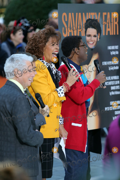 Al Roker Photo - October 31 2016 New York City(L-R) Regis Philbin Hoda Kotb Al Roker Savanah Guthrie appearing on NBCs Today show Halloween event at the Rockefeller Plaza on October 31 2016 in New York CityBy Line Serena XuACE PicturesACE Pictures IncTel 6467670430