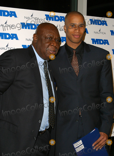 Richard Jefferson Photo - NY Knick CAL RAMSEY and NY Net RICHARD JEFFERSON attending Muscular Dystrophy Associations Muscle Team Gala  Benefit at Pier Sixty in New York January 2003