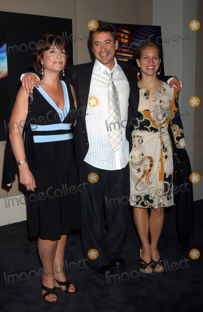 Photos and Pictures - Robert Downey Jr with wife Susan and ... Allyson Downey, Robert Downey