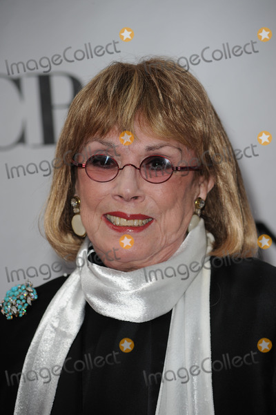 Phyllis Newman Photo - Actress Phyllis Newman at the 63rd Annual Tony Awards at Radio City Music Hall on June 7 2009 in New York City