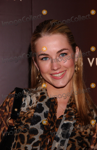 Amanda Hearst Photo - Amanda Hearst arrives at the Louis Vuitton Love party for Oxfam America at the Louis Vuitton Store