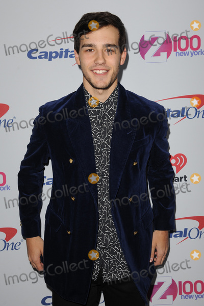 Jacob Whitesides Photo - December 9 2016 New York CityJacob Whitesides attending Z100s Jingle Ball 2016 at Madison Square Garden on December 9 2016 in New York City Credit Kristin CallahanACE Picturestel 646 769 0430