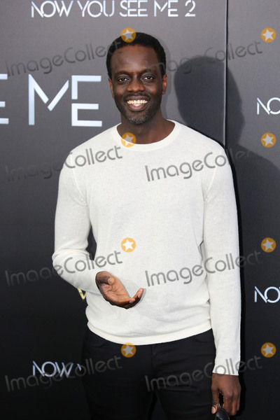 Ato Essandoh Photo - June 6 2016 New York CityAto Essandoh arriving at the premiere of Now You See Me 2 at the AMC Loews Lincoln Square 13 theater on June 6 2016 in New York CityBy Line Serena XuACE PicturesACE Pictures Inctel 646 769 0430