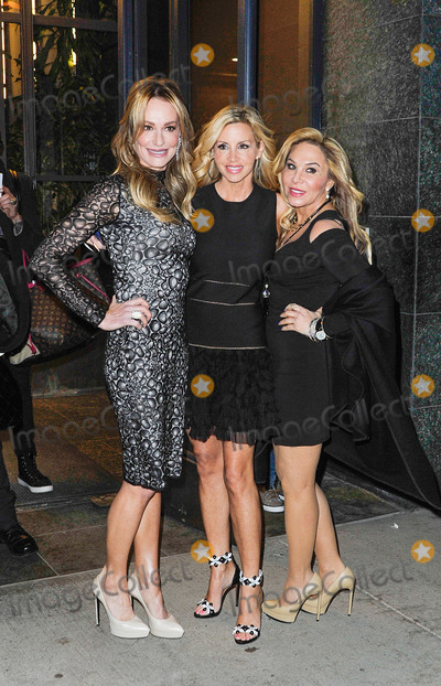 Adrienne Maloof Photo - March 17 2015 New York CityTaylor Armstrong Camille Grammer and Adrienne Maloof (R) made an appearance at WWHL on March 17 2015 in New York CityBy Line Curtis MeansACE PicturesACE Pictures Inctel 646 769 0430