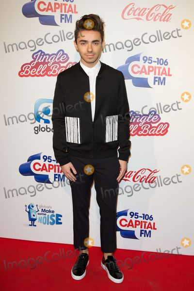 Nathan Sykes Photo - December 3 2016 LondonNathan Sykes arriving at Captials Jingle Bell Ball at the O2 arena on December 3 2016 in New York City By Line FamousACE PicturesACE Pictures IncTel 6467670430