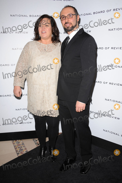 Yoav Potash Photo - Rosie ODonnell and  Yoav Potash attends the 2011 National Board of Review Awards gala at Cipriani 42nd Street on January 10 2012 in New York City