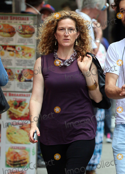 Ana Gasteyer Photo - June 10 2014 New York CityAna Gasteyer was on the set of the TV show Girls on June 10 2014 in New York City