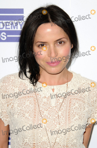 Andrea Corr Photo - Andrea Corr arriving at the Sony Radio Academy Awards at The Grosvenor House Hotel on May 9 2011 in London England