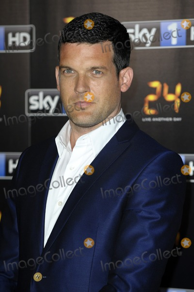 Adam Sinclair Photo - May 6 2014 LondonAdam Sinclair attends the UK premiere of 24 Live Another Day at Old Billingsgate Market on May 6 2014 in London