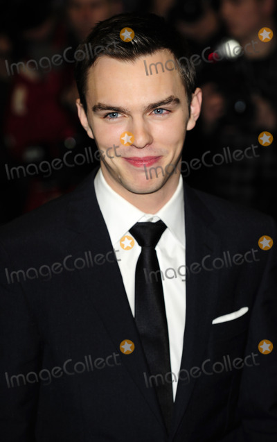 NICOLAS HOULT Photo - Nicolas Hoult arriving at the UK premiere for A Single Man held the at The Curzon Mayfair on February 1 2010 in London England