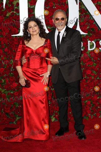 Emilio Estefan Photo - June 12 2016 New York CityGloria Estefan and Emilio Estefan arriving at the 70th Annual Tony Awards at The Beacon Theatre on June 12 2016 in New York CityBy Line Nancy RiveraACE PicturesACE Pictures Inctel 646 769 0430