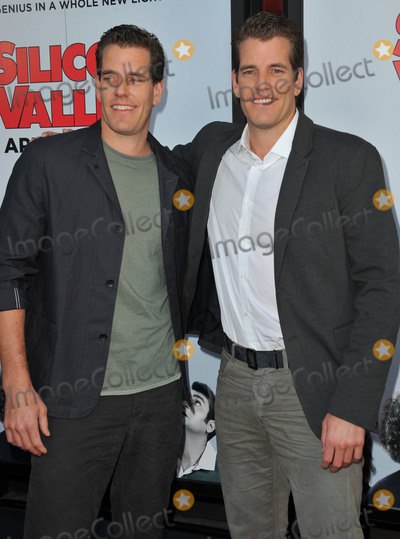 Tyler Winklevoss Photo - April 2 2015 LATyler Winklevoss and Cameron Winklevoss arriving at the premiere of HBOs Silicon Valley 2nd Season at the El Capitan Theatre on April 2 2015 in Hollywood California By Line Peter WestACE PicturesACE Pictures Inctel 646 769 0430