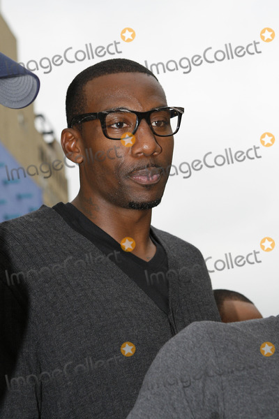 Amare Stoudemire Photo - NBA basketball player Amare Stoudemire of the NY Knicks walks through Soho on September 16 2010 in New York City