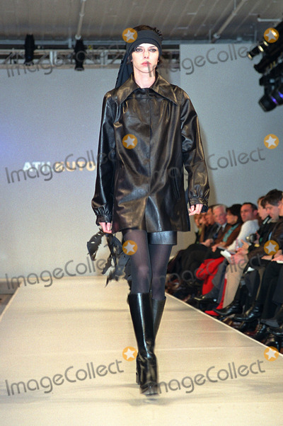 Carmen Kreuzer Photo - Model CARMEN KREUZER at the  ATIL KUTOGLU Fashion Show during the New York Fashion Week Puck Building New York February 12 2002  2002 by Alecsey BoldeskulNY Photo Press     ONE-TIME REPRODUCTION RIGHTS          NY Photo Press    phone (646) 267-6913     e-mail infocopyrightnyphotopresscom