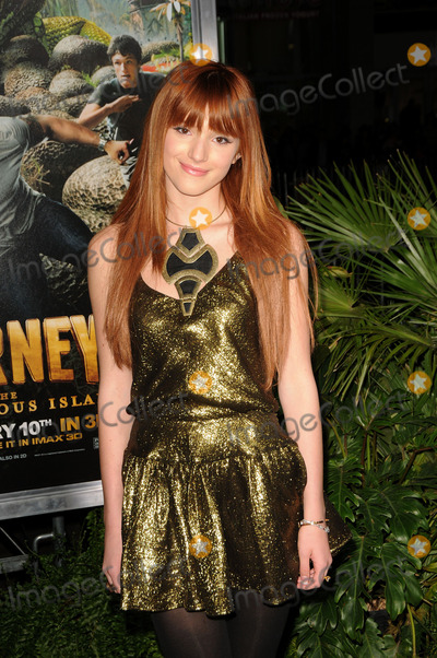 Bella Thorne Photo - Bella Thorne arriving at the Journey 2 The Mysterious Island  premiere at Graumans Chinese Theatre on February 2 2012 in Hollywood California
