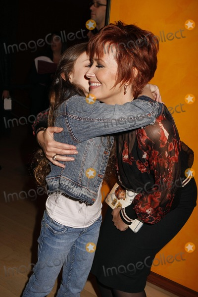 Janine Turner Photo - Actress Janine Turner and daughter attend the High School Confidential premiere at The Times Center