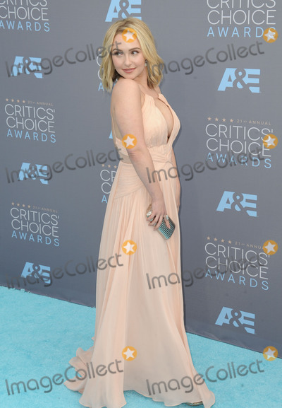 Hayden Panettiere Photo - January 17 2016 LAHayden Panettiere arriving at the 21st Annual Critics Choice Awards at Barker Hangar on January 17 2016 in Santa Monica California By Line Peter WestACE PicturesACE Pictures Inctel 646 769 0430