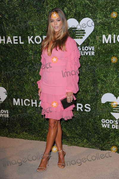Nina Agdal Photo - October 17 2016  New York CityNina Agdal attending the Gods Love We Deliver Golden Heart Awards on October 17 2016 in New York CityCredit Kristin CallahanACE PicturesTel 646 769 0430