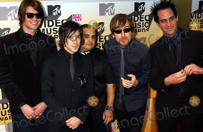 Taking Back Sunday Photo - Red Carpet arrivals for the 2006 MTV Video Music awards 2006 at the Radio City Music Hall