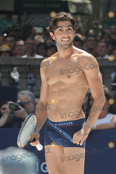 Akin Akman Photo - August 25 2015 New York CityAkin Akman attending the Tommy Hilfiger and Rafael Nadal Launch Global Brand Ambassadorship at Bryant Park on August 25 2015 in New York CityCredit Kristin CallahanACE Tel (646) 769 0430