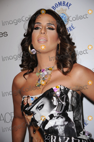 CARMEN CARRERA Photo - Carmen Carrera arriving at the launch party for Scott Barnes About Face book at Provocateur at The Hotel Gansevoort on January 20 2010 in New York City