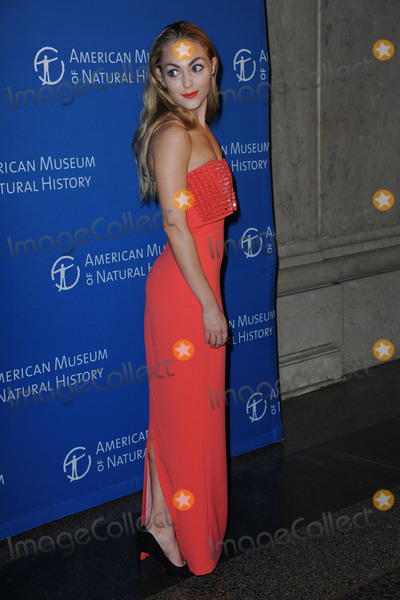 Anna Sophia Robb Photo - November 19 2015 New York CityAnnaSophia Robb attending the American Museum of Natural History Museum Gala annual benefit on November 19 2015 in New York CityCredit Kristin CallahanACETel (646) 769 0430