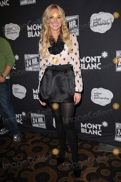 BB KING Photo - Laura Bell Bundy attends the 10th Anniversary Montblanc 24 Hour Plays On Broadway after party at BB King Blues Club  Grill on November 14 2011 in New York City