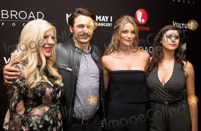 Amber Coney Photo - June 7 2016 New York CityTori Spelling James Franco Leila George and Amber Coney arriving at the New York screening of  Mother May I Sleep With Danger at the Crosby Street Theater on June 7 2016 in New York CityBy Line Serena XuACE PicturesACE Pictures Inctel 646 769 0430