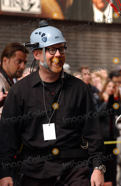 Adam Savage Photo - NEW YORK NEW YORK MAY 23RD 2005    MythBuster Adam Savage at a performance for the Late Show with David Letterman