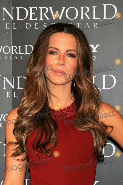 Underworld Photo - Actress Kate Beckinsale at the Underworld Awakening  photocall at Villamagna Hotel on January 25 2012 in Madrid Spain