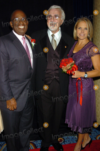 Al Roker Photo - NEW YORK OCTOBER 6  2005     Al Roker Tony Martell and Katie Couric at the TJ Martell Foundation 30th Anniversary Gala held at the Mariott Marquis Hotel